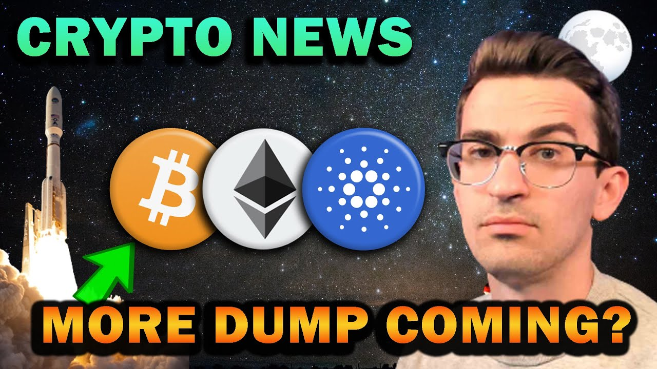 Another Crypto Dump Coming?? Important News