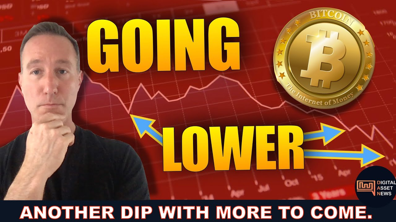 BITCOIN AND CRYPTO DIPS AGAIN BUT HERE'S THE GOOD NEWS…