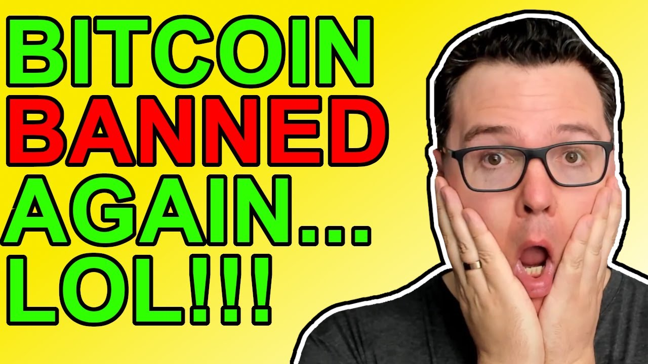 Bitcoin & Crypto Banned Again And… No One Cares!