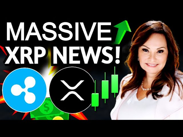 HUGE RIPPLE XRP NEWS! Rosie Rios & Coinbase CEO Says Crypto is Web 3.0