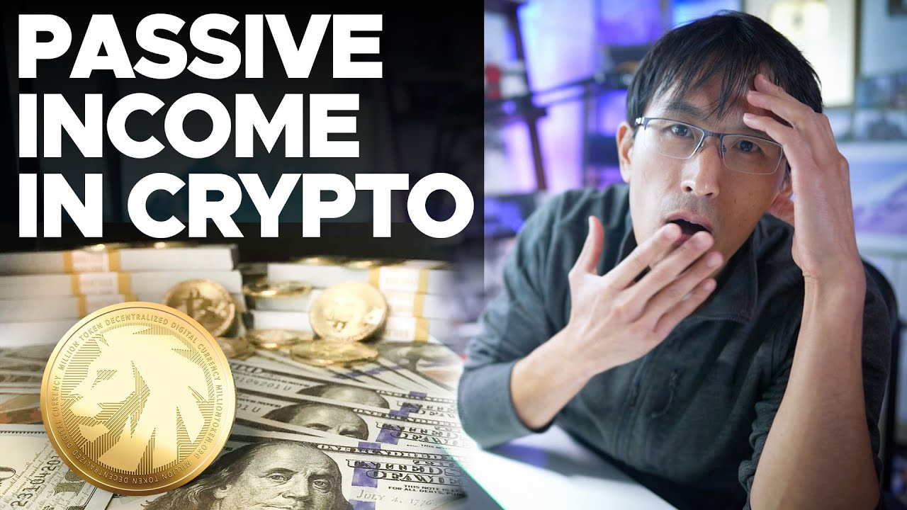 How to Make PASSIVE INCOME in Crypto DeFi (as a millionaire)