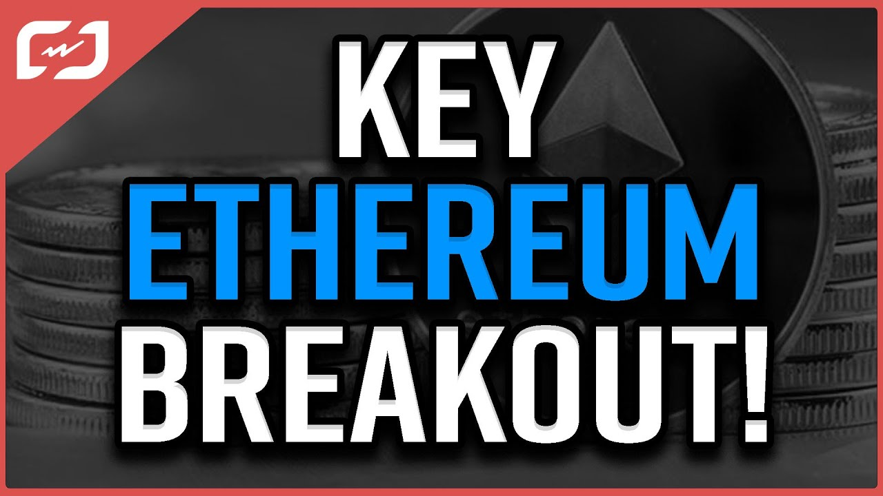KEY Ethereum BREAKOUT! Ethereum Price Prediction Coming True Following IH&S Breakout? #CryptoBytes