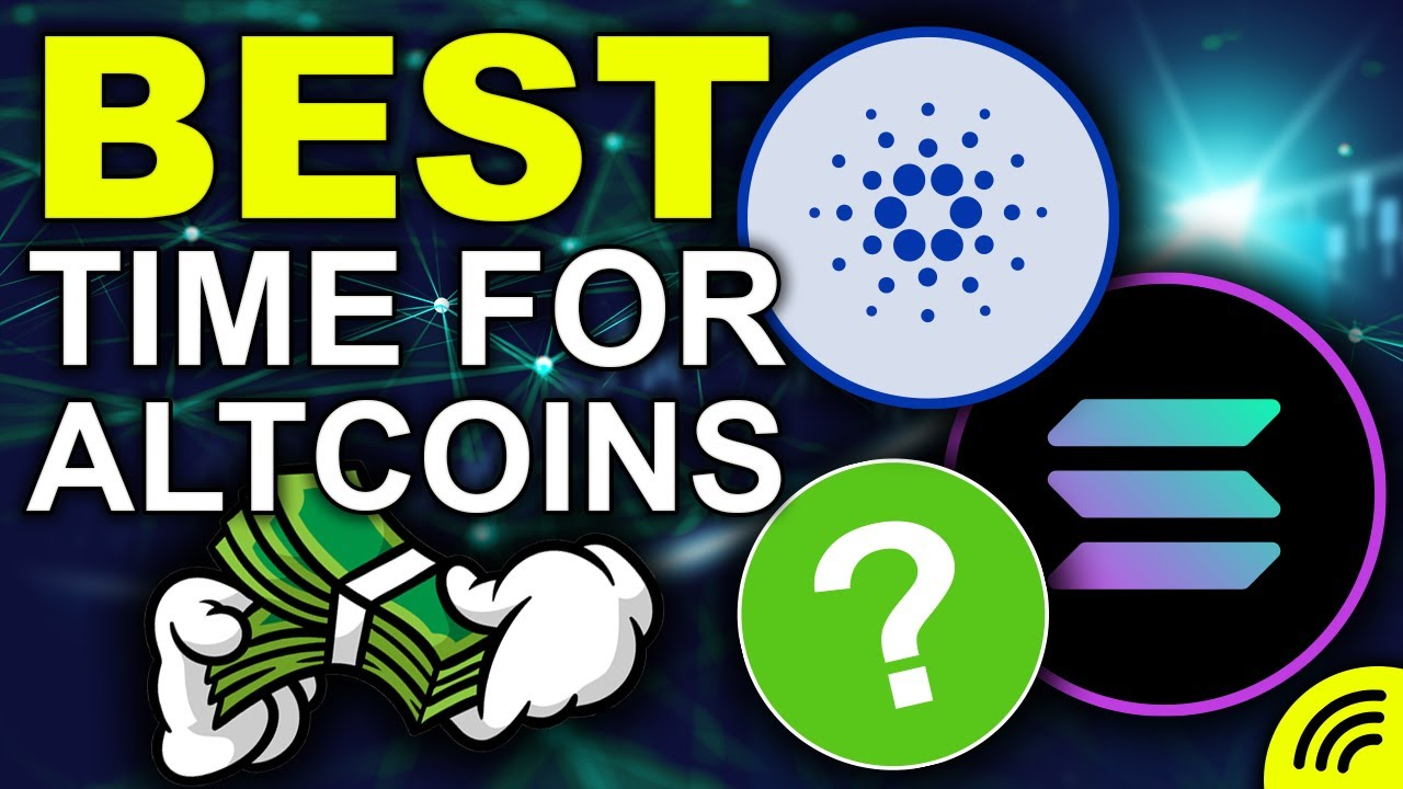 Best Time To Buy Altcoins (Last Chance For Cheap Crypto in 2021)