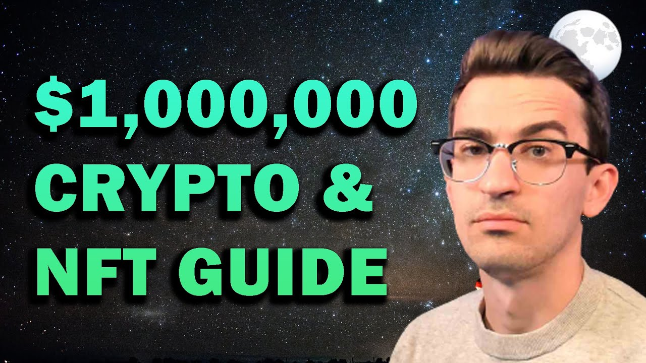 MAKE $1,000,000 IN CRYPTO AND NFTs (Top 5 Tips)