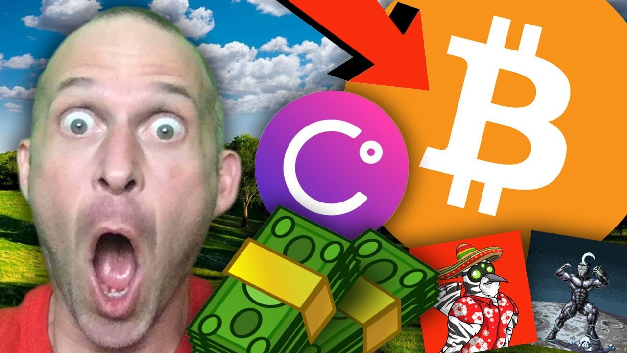 BITCOIN'S FAKEOUT PARABOLIC BULL RUN!!!!!! CELSIUS & UNDERVALUED NFTS!!!!!!! [rubic exchange..]