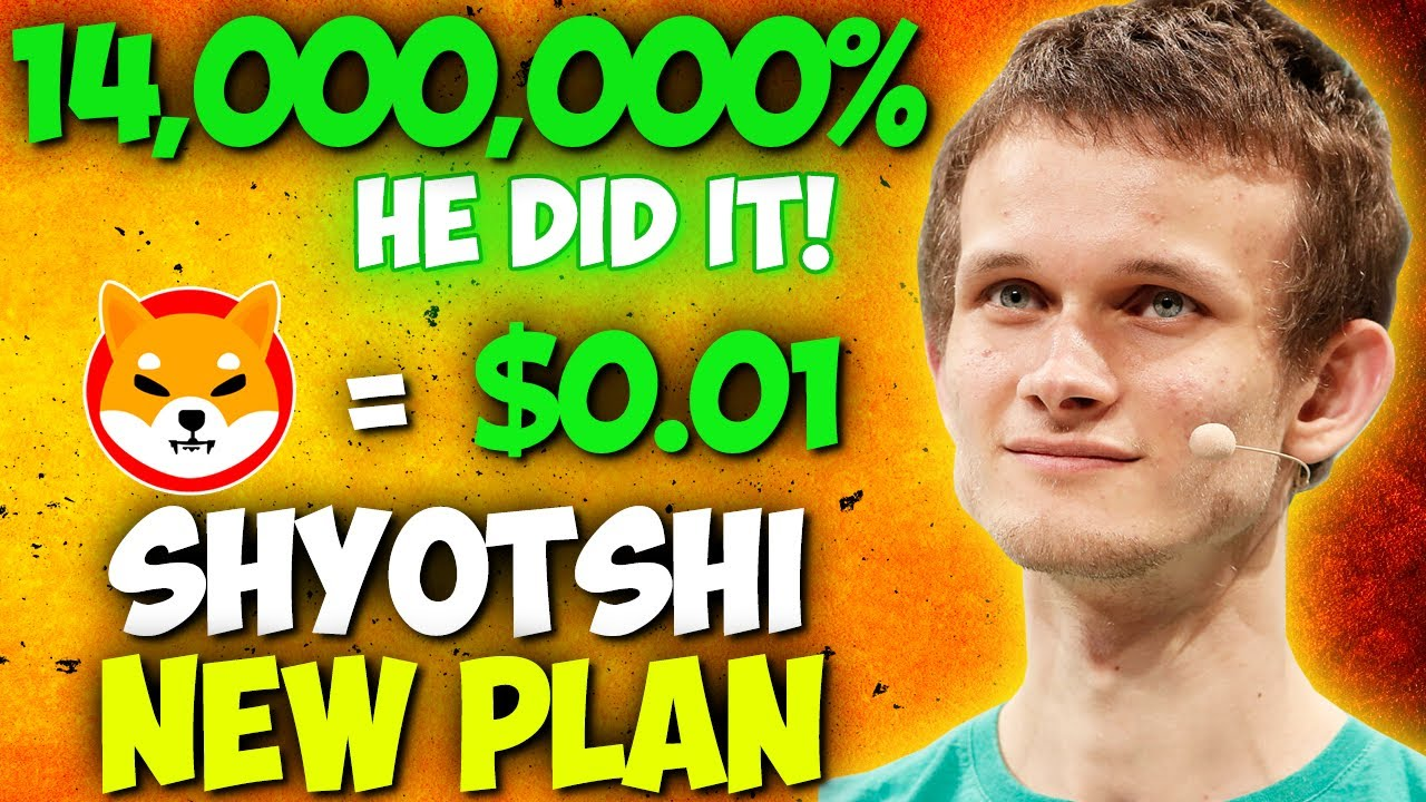 *URGENT* SHYOSHI REVEALED THE CATALYST THAT WILL TAKE SHIBA INU COIN TO $0.01 –  EXPLAINED