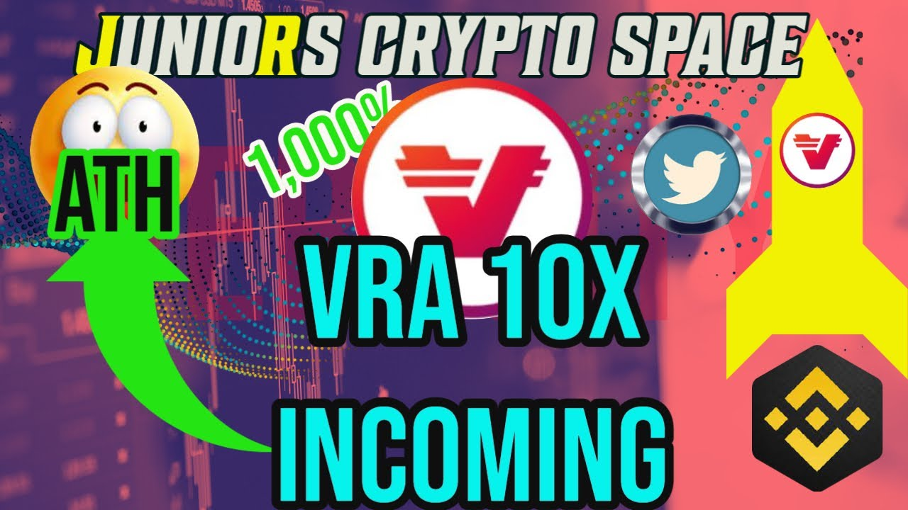 VRA Crypto Price ATH, This Is Just The Beginning For Verasity Coin Headed to $1