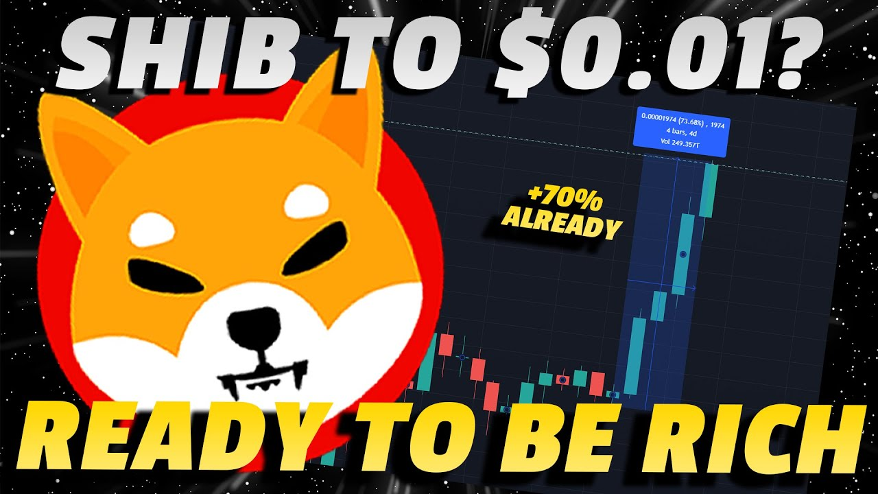 SHIB is making us all RICH!   Shiba Inu Crypto Breaking News & Events Update TODAY