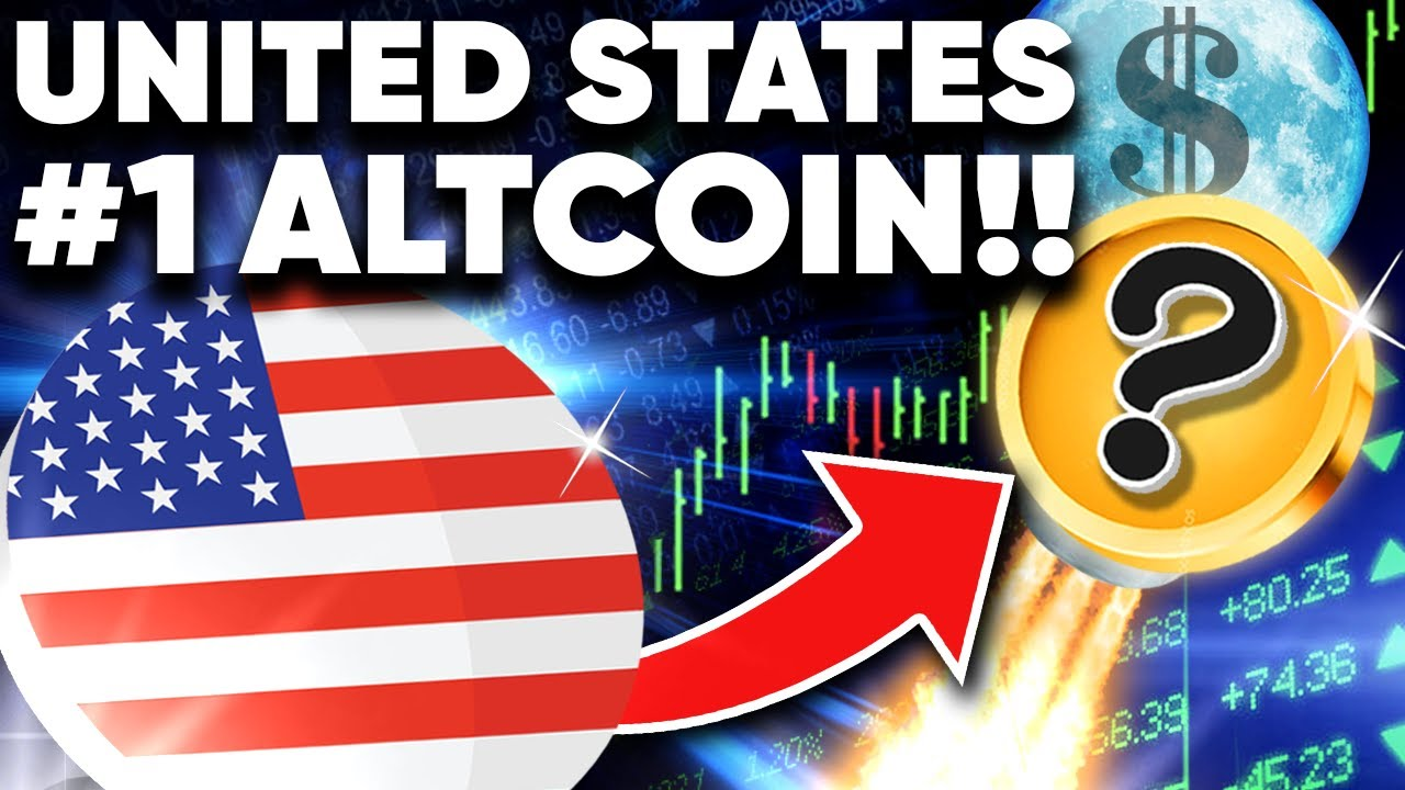ALERT!! The United States Has Picked It's #1 Altcoin!!!!