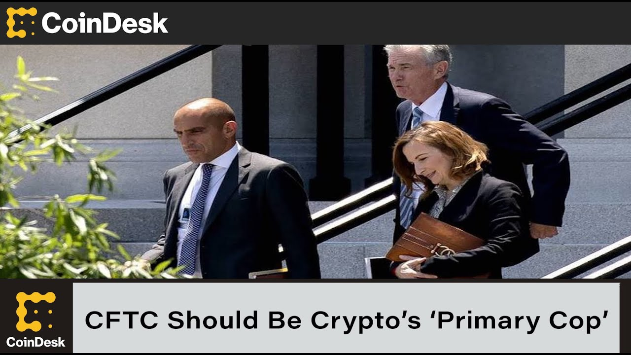 CFTC Should Be Crypto's 'Primary Cop,' Acting Chair Says